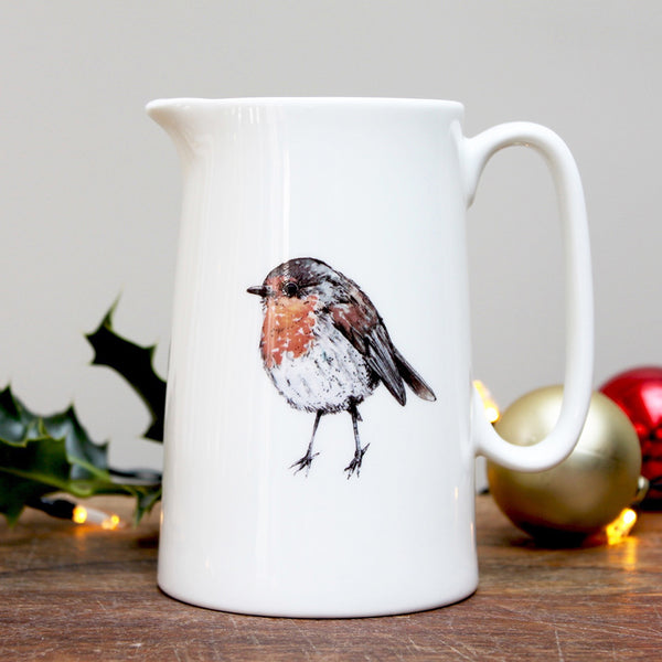 Robin One Pint Jug