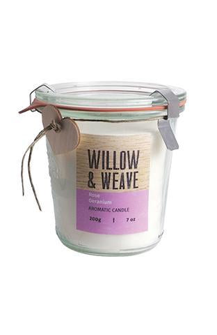 Willow & Weave Small Candle