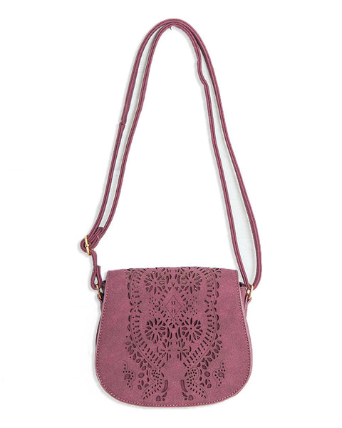 Roxie Bag Plum