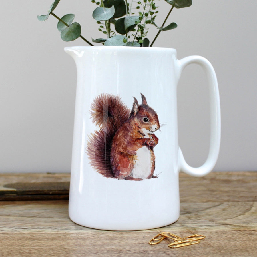 Squirrel One Pint Jug