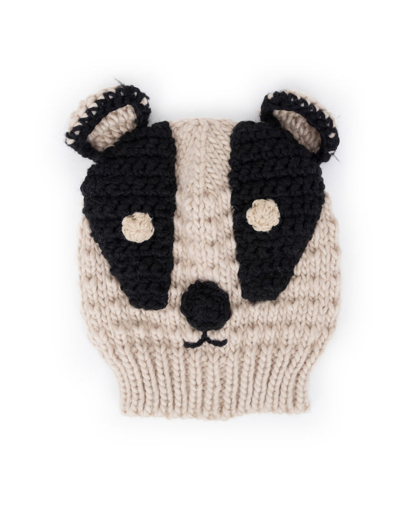 Toddler Hat - Badger