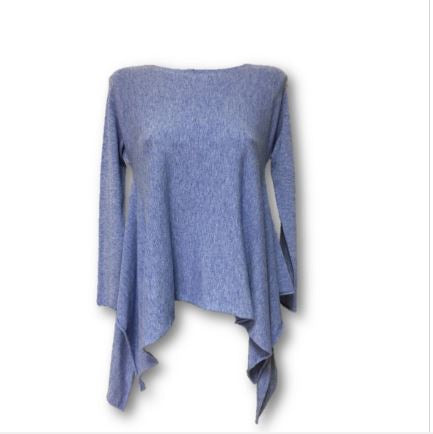 Waterfall Jumper One Size Blue