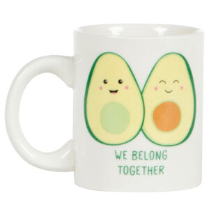 Avocado We Belong Together Mug