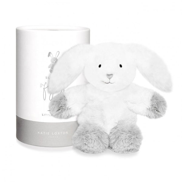 BUNNY BABY TOY | BUNDLE OF JOY | GREY