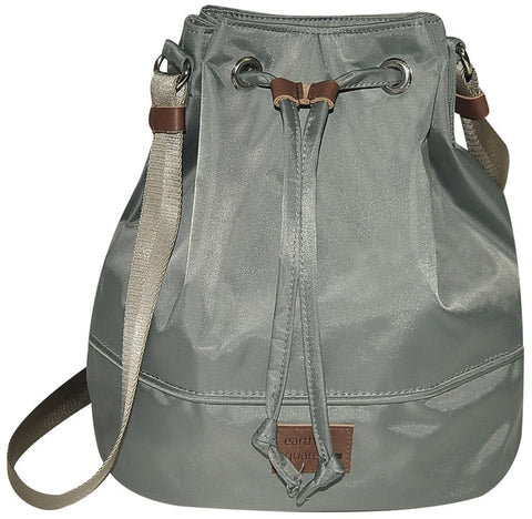 Grey Bucket Bag