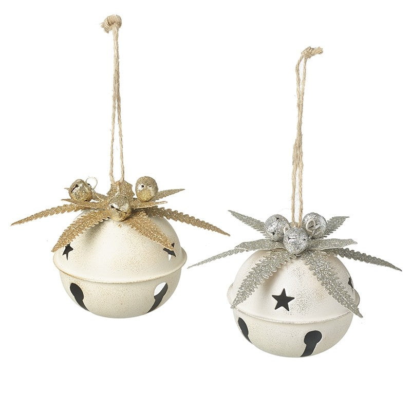 White Bell Decoration Mix