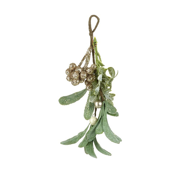 Mistletoe Stick W/Champagne Ball