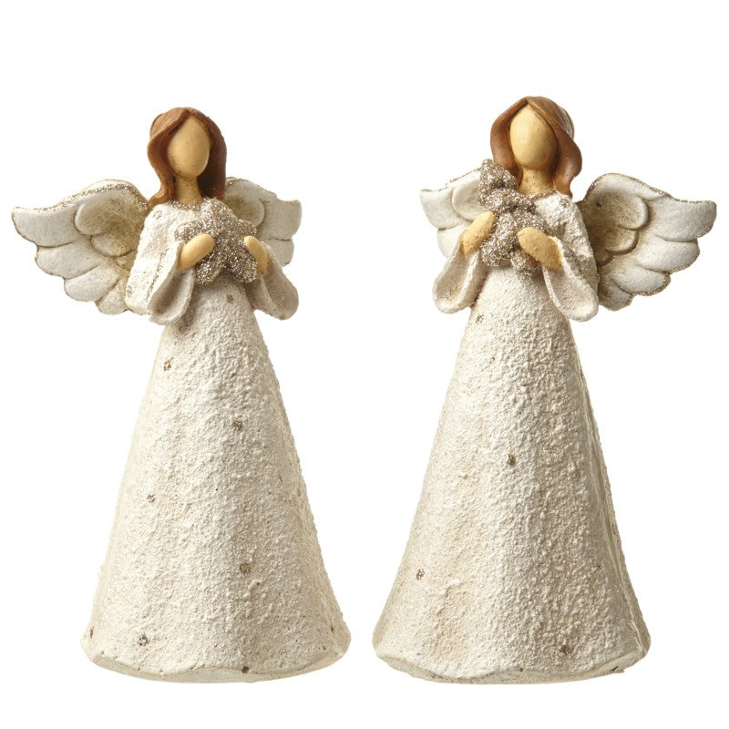 Polyresin Angel Decor Mix - Medium SOLD INDIVIDUALLY