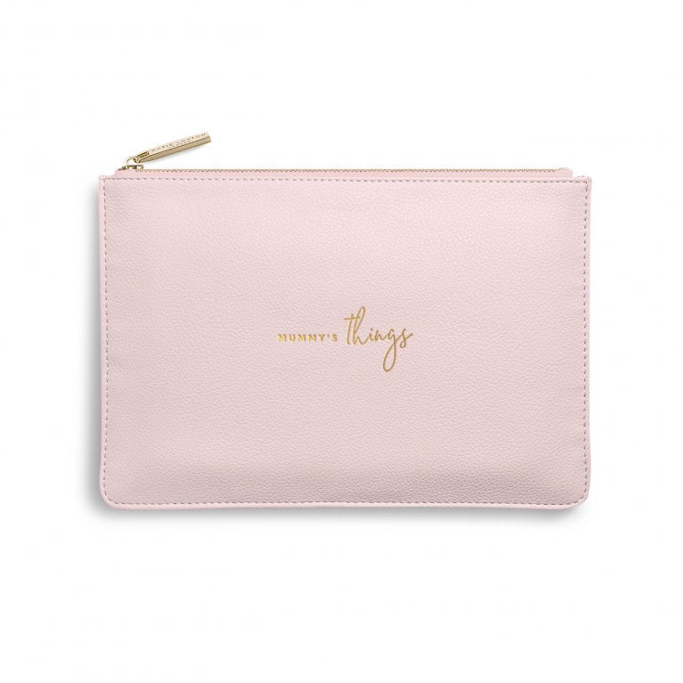 KATIE LOXTON PERFECT POUCH | MUMMY'S THINGS | PINK
