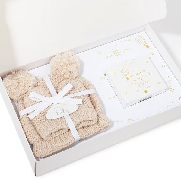 HELLO LITTLE ONE GIFT BOX