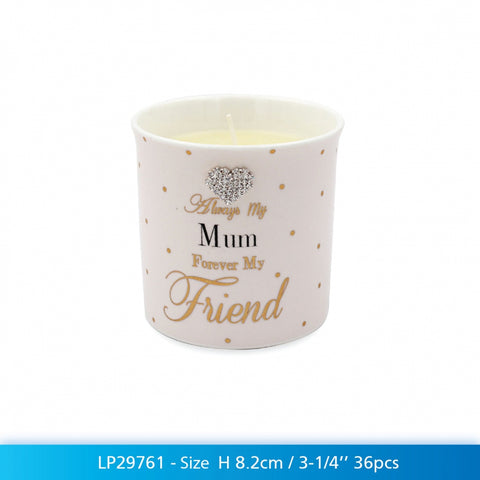 Mad Dots - Mum Candle