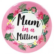 Giant Mum In A Million Badge