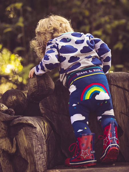 Blade & Rose Leggings - Weather 6-12 Months