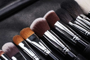Keeping your makeup clean