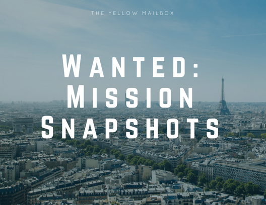 Wanted: Mission Snapshots