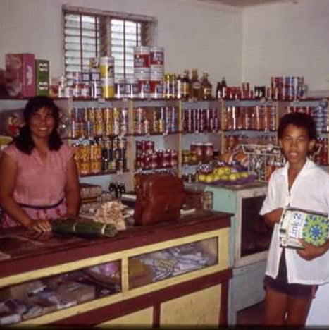 Cook Islands Mission - The Bates Doughnut Shop