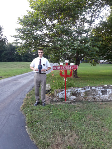 Elder Norwood in Indiana