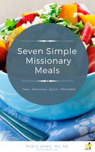 Seven Simple Missionary Meals