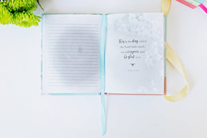 Sister Missionary Pocket Journal--Cherry Blossoms