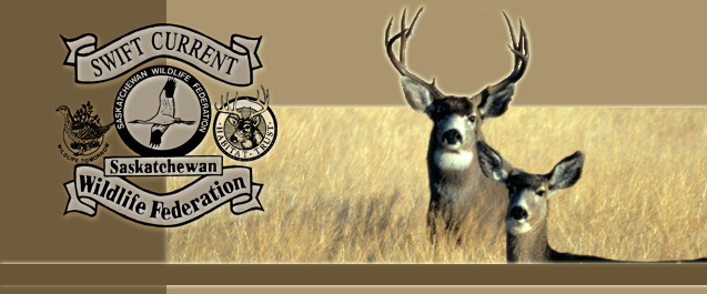 SWF Membership - Swift Current Wildlife Federation