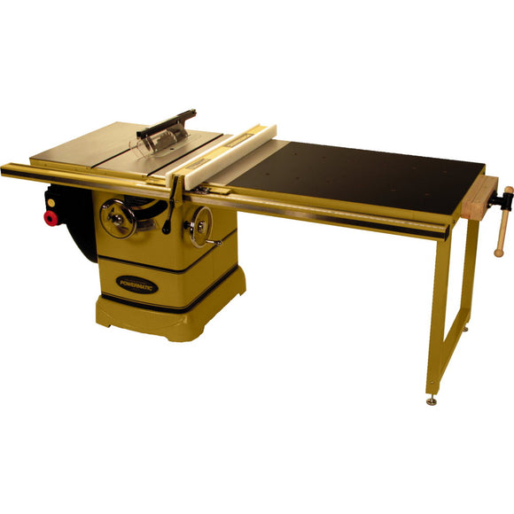Powermatic 1792018k Pm2000 5hp 3ph Table Saw With 50