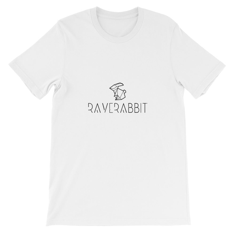 Raverabbit T-shirt Men White by Raverabbit