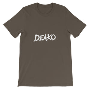 Deako T-Shirt Men Army Brown by Raverabbit Shop