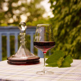 Calix Red Wine Glasses - Set of Four