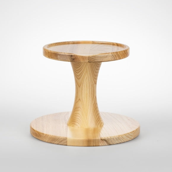 Ash Wood Base for Universe Carafe