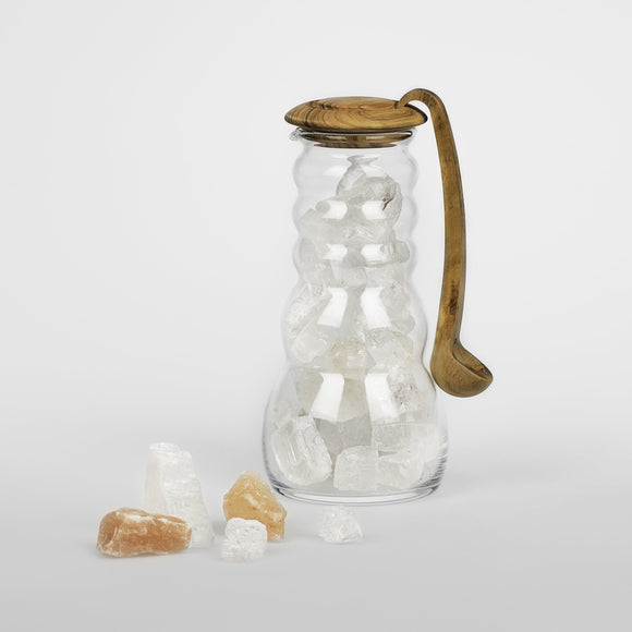 Cadus Salt Pitcher - Nature's Design - Fractal Effects
