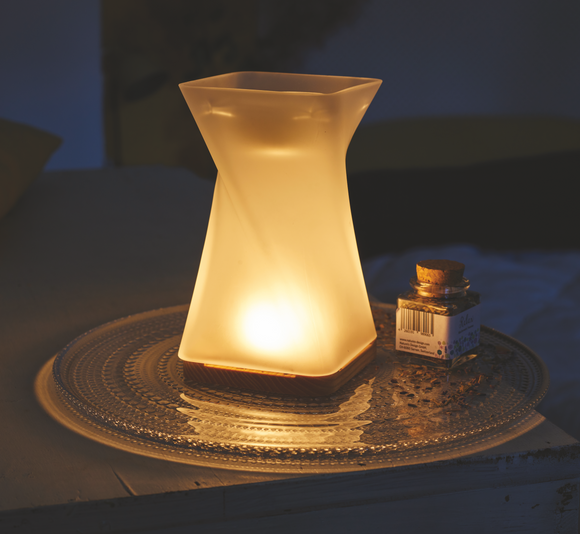 Odoris Incense Tea Light Burner