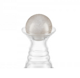Clear Quartz Carafe Lid