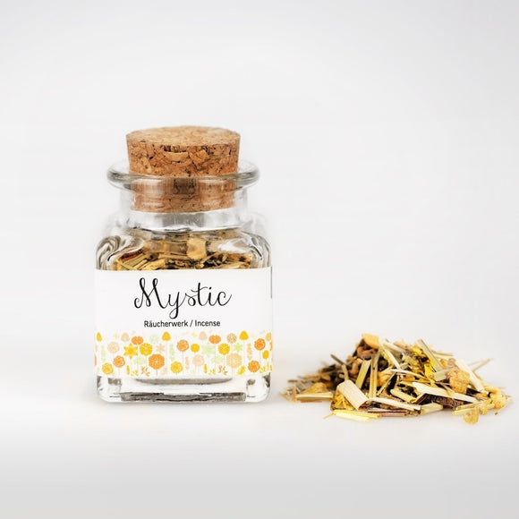 Nature's Design Incense Mystic