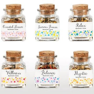 Nature's Design Incense - Set of Six