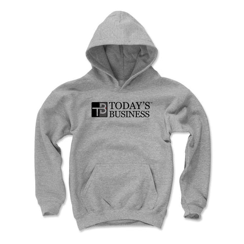 Today's Business Youth Hoodie | 500 LEVEL