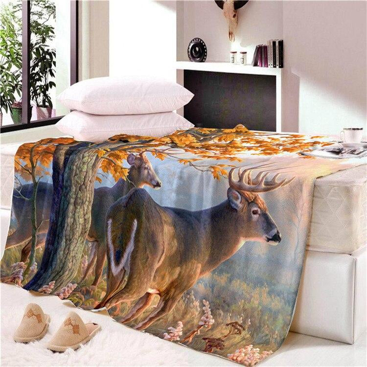 Fleece Art Blankets