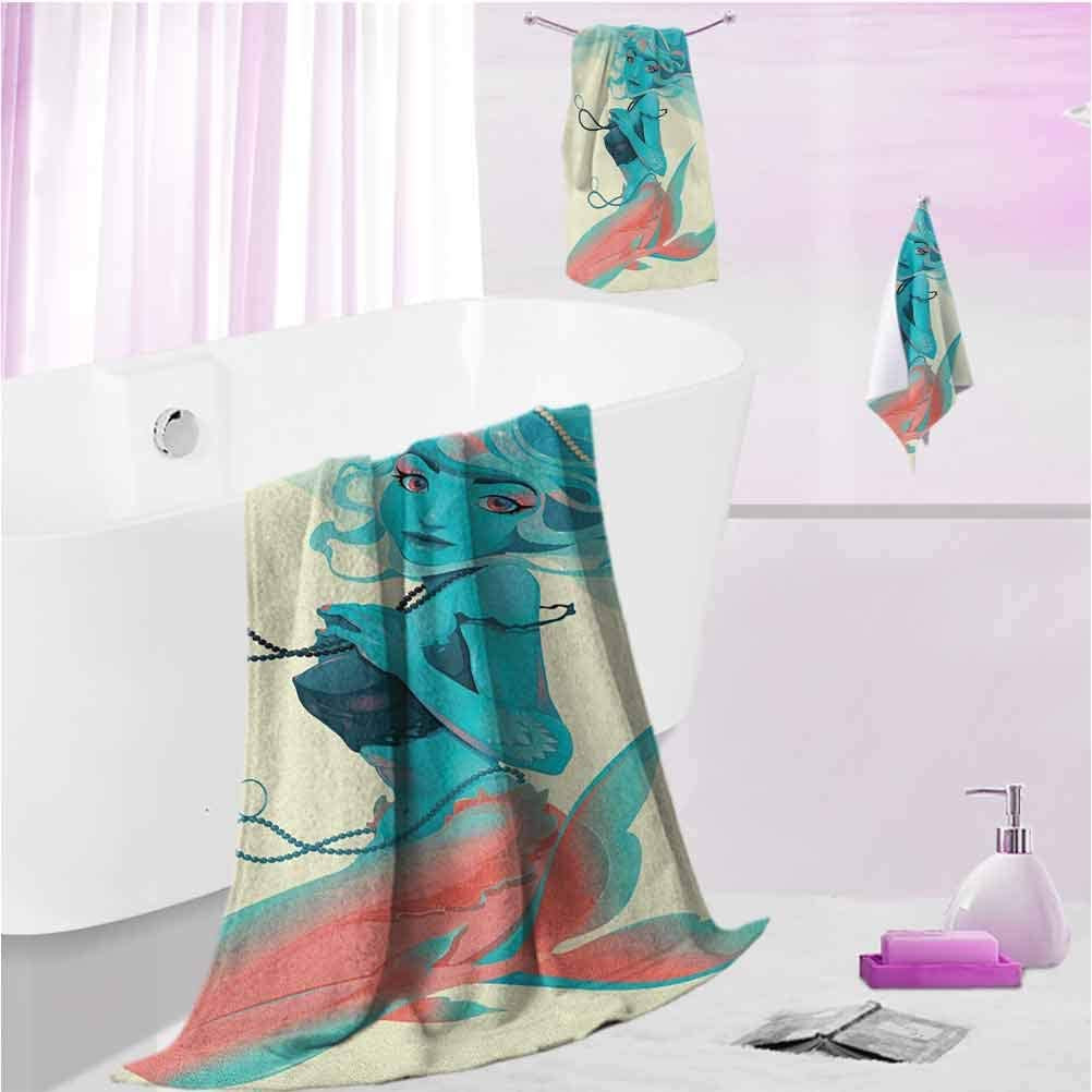 Bath Art Towels