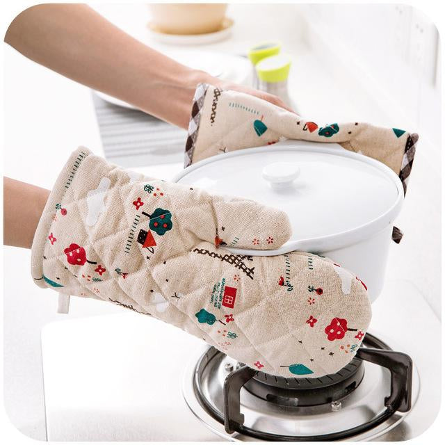 Pot Holders & Oven Mitts