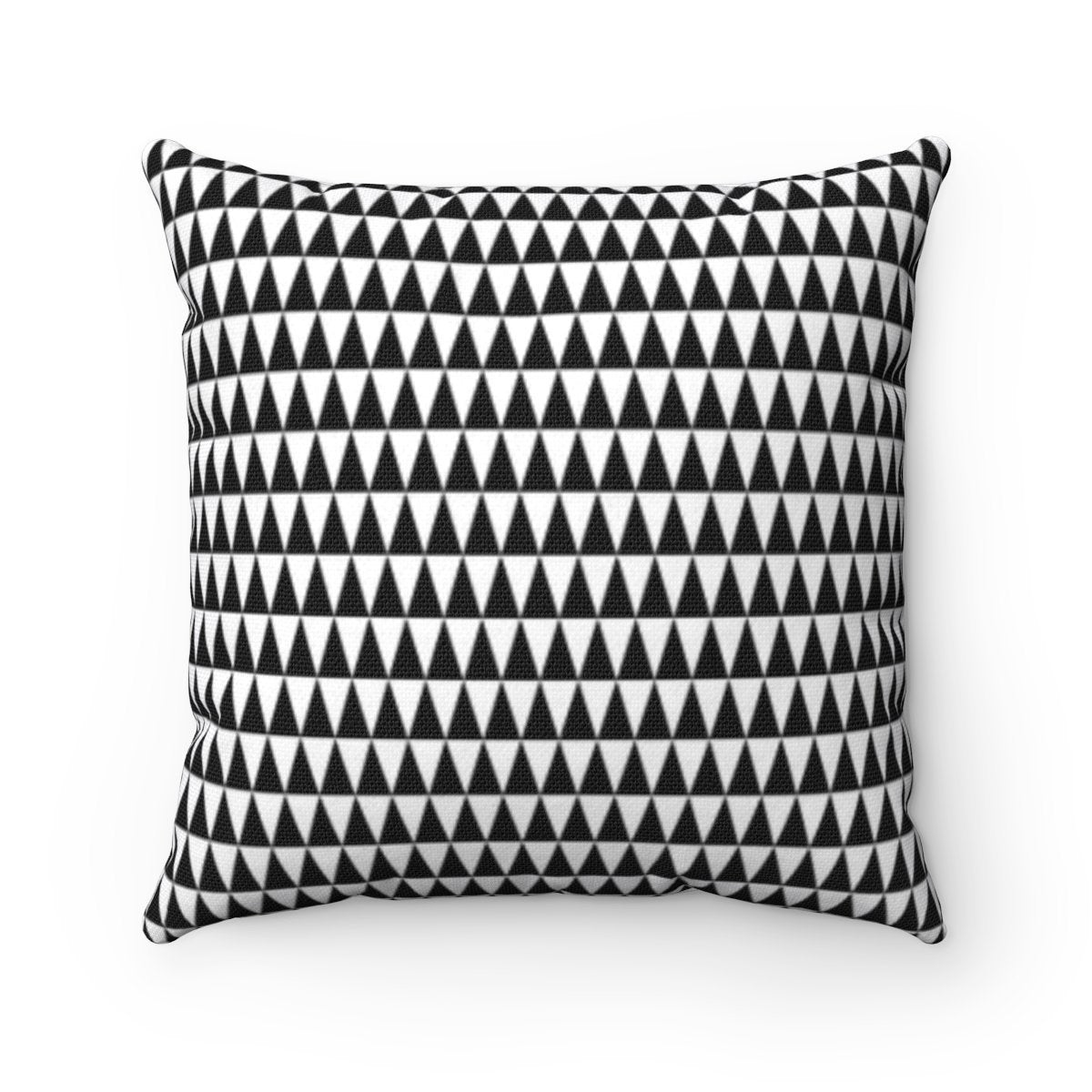 2 in 1 Black and Stripes and chevron decorative cushion cover-Home Decor - Decorative Accents - Pillows & Throws - Decorative Pillows-Maison d'Elite-14x14-Très Elite