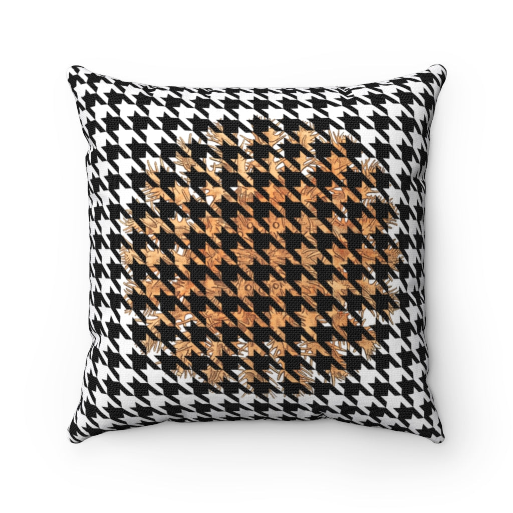 George Shaw Echinoid Asterias or fulvous Star-fish Decorative Cushion Cover