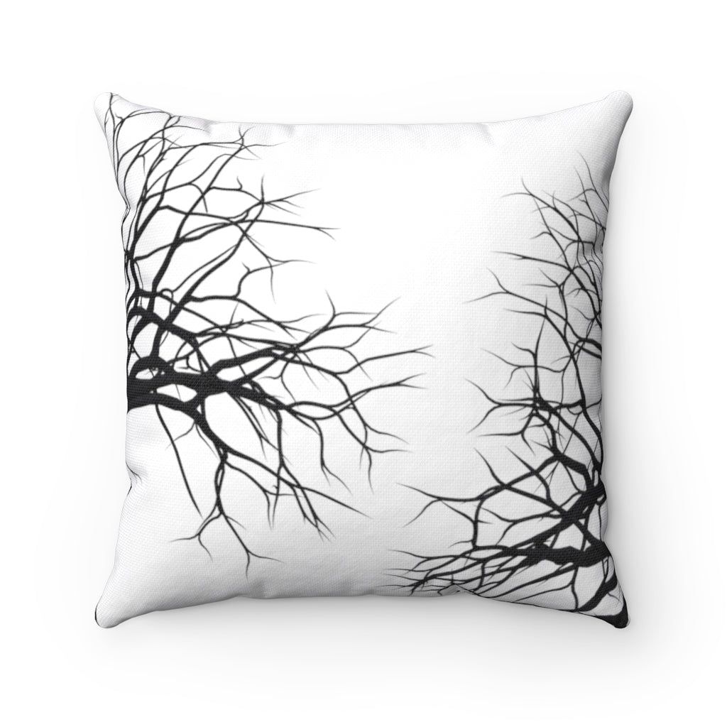 Leaveless decorative cushion cover