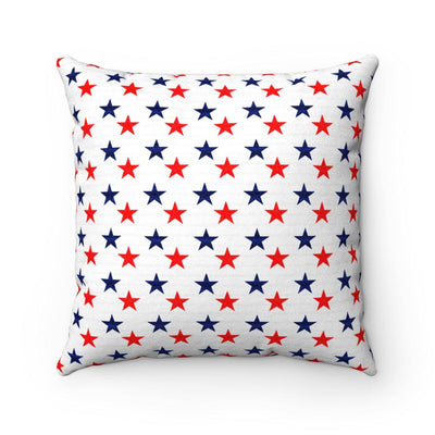 "4th of July microfiber ""2 in 1"" decorative pillow w/insert-Home Decor - Decorative Accents - Pillows & Throws - Decorative Pillows-Maison d'Elite-Très Elite"
