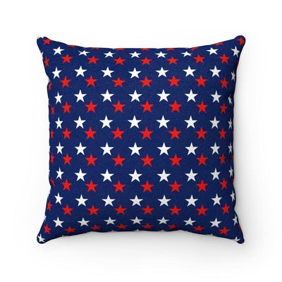 4th of July, microfiber double-sided decorative pillow w/insert-Home Decor - Decorative Accents - Pillows & Throws - Decorative Pillows-Maison d'Elite-Très Elite