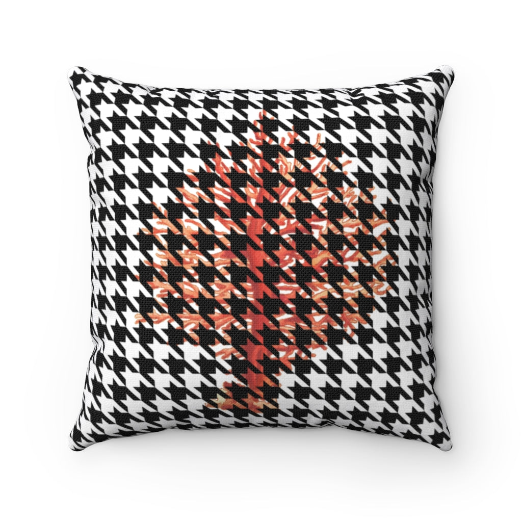 George Shaw Pinnated Gorgonia Decorative Cushion Cover