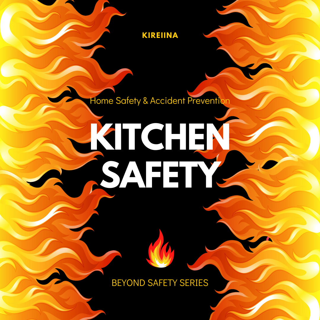 Kitchen Safety Book