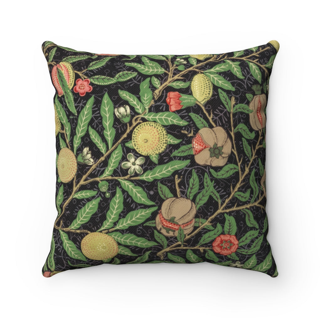 Vintage Floral Decorative Cushion Cover