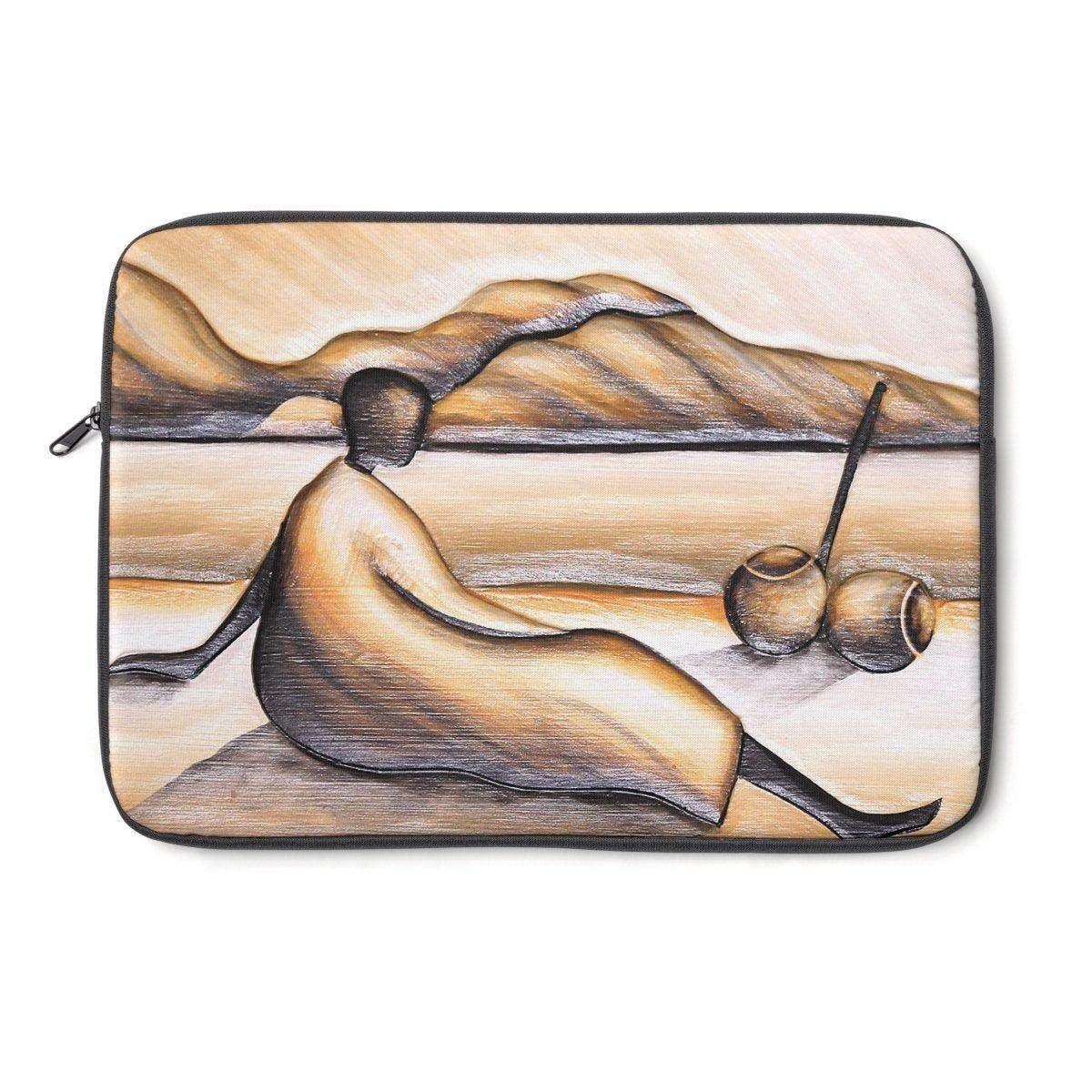 African | Safari | landscape Laptop Sleeve-Tech - Accessories - Laptop Sleeves-Maison d'Elite-Très Elite