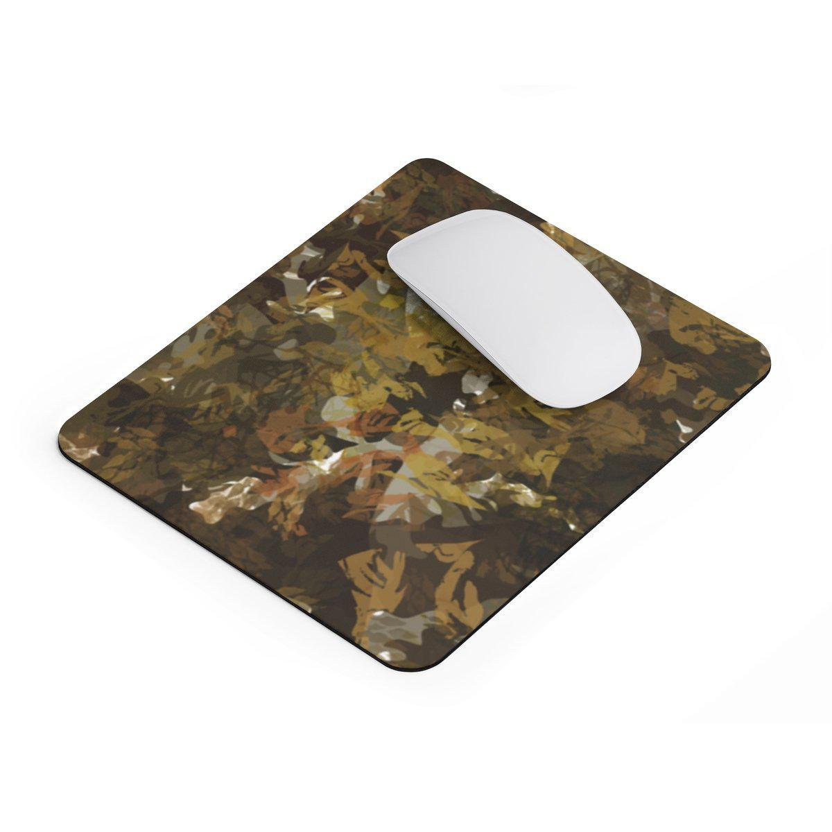 Camouflage rectangular Mouse pad-Home Decor-Maison d'Elite-Rectangle-Très Elite
