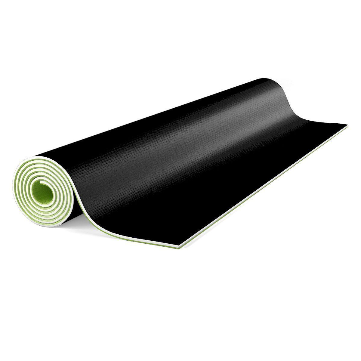 Contemporary stripes Yoga mat-Home - Gym Equipment - Yoga mats-Maison d'Elite-One size-Très Elite