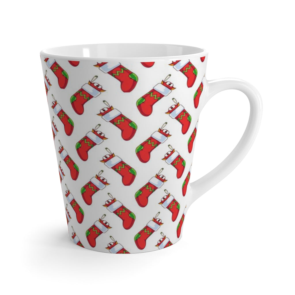 Seasonal & Holiday Christmas latte mug 12 oz (0.35l)